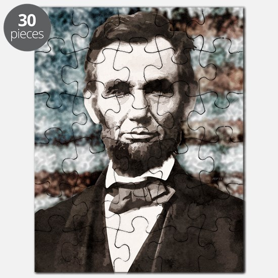 President Abraham Lincoln Puzzle