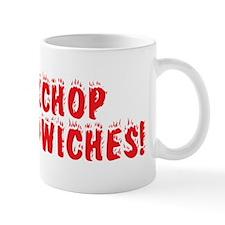 Porkchop_Sandwiches-Bumper Mug