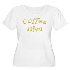 Coffee Diva T-Shirt