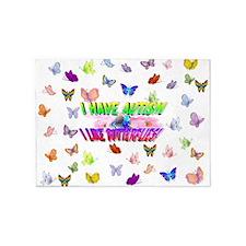 I have autism like butterflies.jpg 5'x7'Area Rug