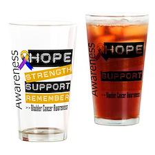 Bladder Cancer Drinking Glass
