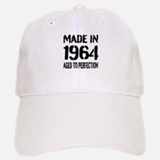 1964 Aged to perfection Baseball Baseball Baseball Cap