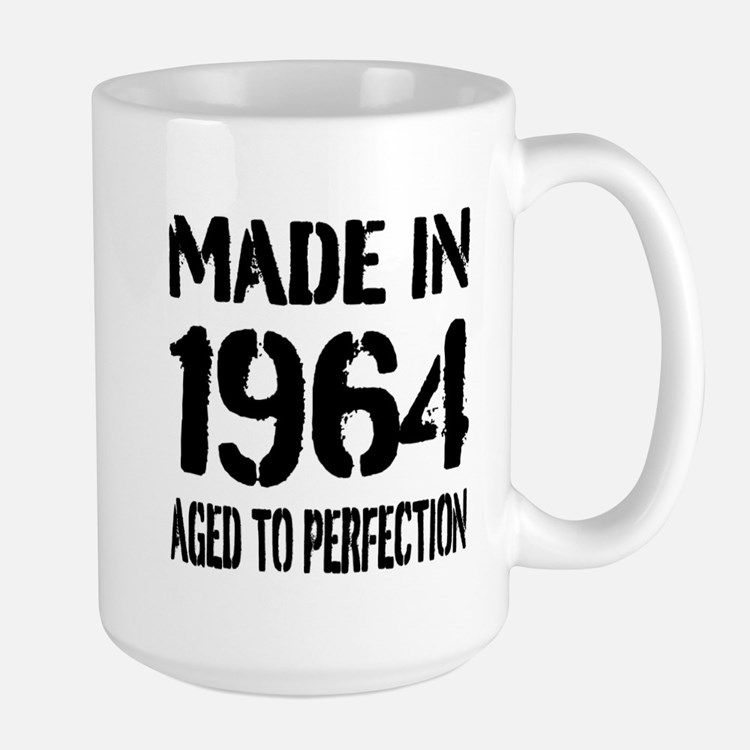 1964 Aged to perfection Mugs