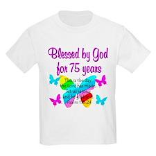 75 YR OLD ANGEL T-Shirt