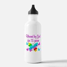 75 YR OLD ANGEL Water Bottle