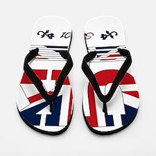 UK since 1801 Flip Flops