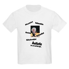 2-al autism.png T-Shirt