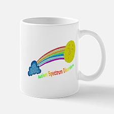 ASD puzzle rainbow.png Mugs