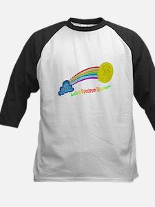 ASD puzzle rainbow.png Baseball Jersey