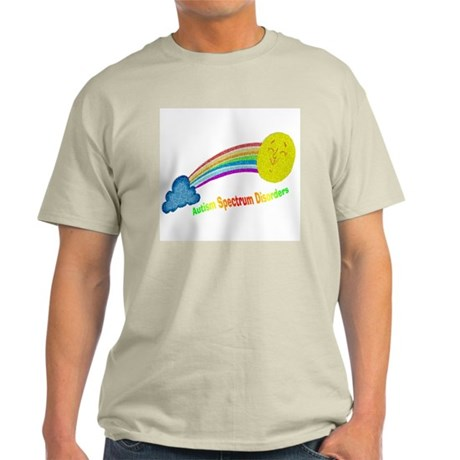 ASD puzzle rainbow.png T-Shirt