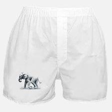 Baby Elephant Boxer Shorts