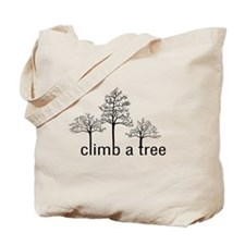 Climb a Tree - Tote Bag