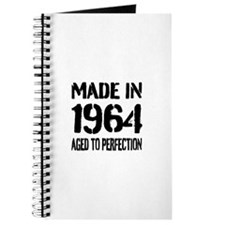 1964 Aged to perfection Journal