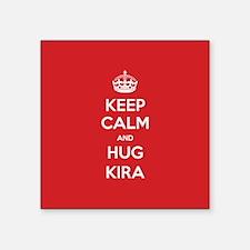 Hug Kira Sticker