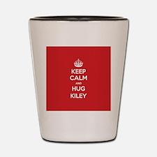 Hug Kiley Shot Glass