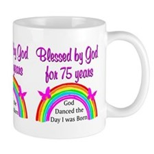 75TH BLESSINGS Mug