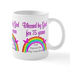 75TH BLESSINGS Small Mug