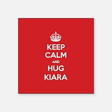 Hug Kiara Sticker