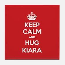 Hug Kiara Tile Coaster