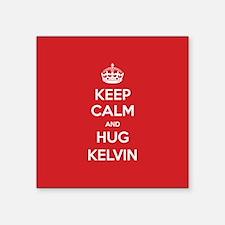 Hug Kelvin Sticker