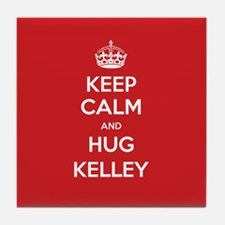 Hug Kelley Tile Coaster