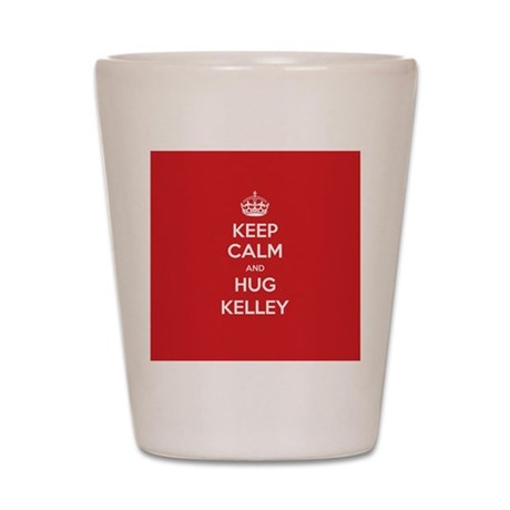 Hug Kelley Shot Glass