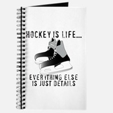 Ice Hockey is Life Journal