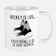Ice Hockey is Life Mugs