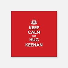 Hug Keenan Sticker