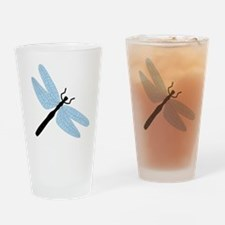 Dragonfly - Drinking Glass