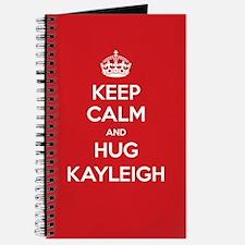 Hug Kayleigh Journal