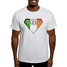 McGrath Irish Superhero T-Shirt