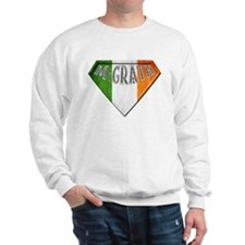 McGrath Irish Superhero Sweatshirt