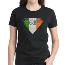 McGrath Irish Superhero Tee