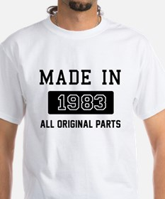 Made In 1983 Shirt