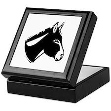 Donkey Keepsake Box