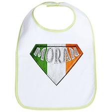 Moran Irish Superhero Bib