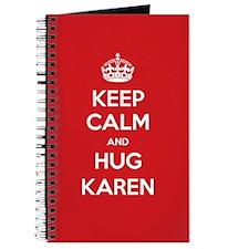 Hug Karen Journal