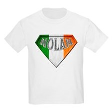 Nolan Irish Superhero T-Shirt