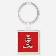 Hug Kameron Keychains