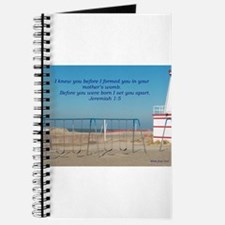 God knew/knows you Journal
