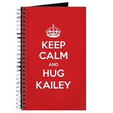 Hug Kailey Journal