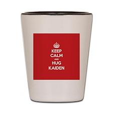 Hug Kaiden Shot Glass