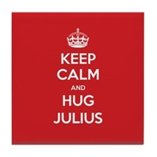 Hug Julius Tile Coaster