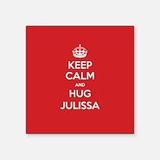 Hug Julissa Sticker
