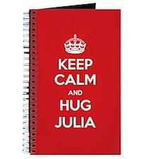 Hug Julia Journal