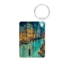 Venice Painting Keychains