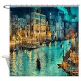 Venice Shower Curtains