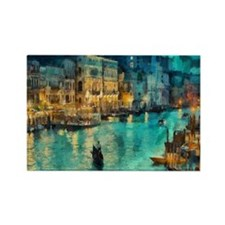 Venice Painting Magnets