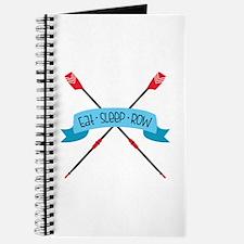 Eat Sleep Row Journal